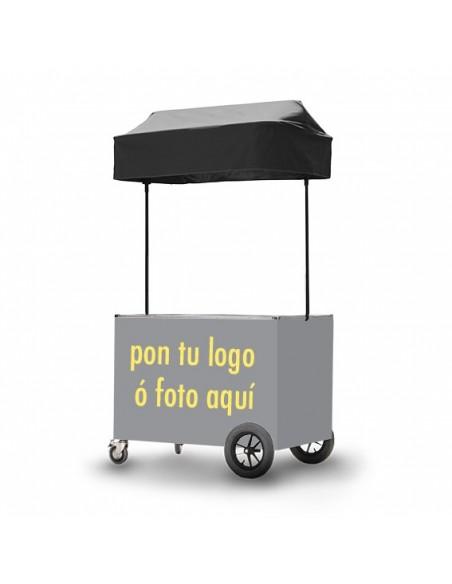 Carrito Madera Estandar Premium